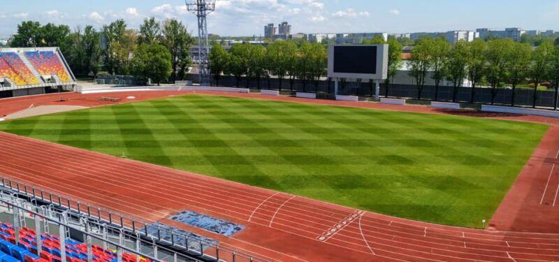 Лучшие стадионы Прибалтики. Настоящее и будущее