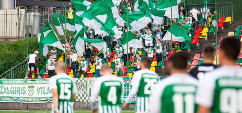 Чем жил литовский футбол в 2020 году