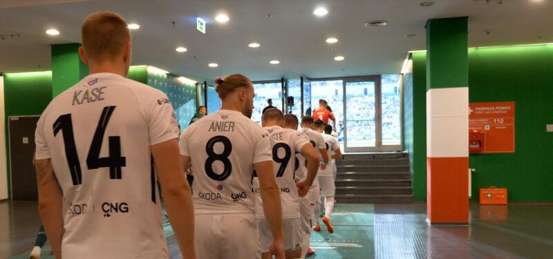 Еврокубковый матч в Польше с «Пайде»   Балабол #43