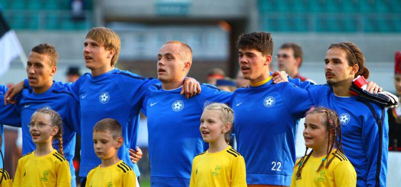 Футболисты сборной Эстонии на юношеском ЧЕ-2012. Где они сейчас?