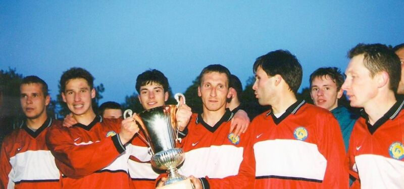 Обладатели Кубка Эстонии 2001 в составе «Нарва Транс». Где они сейчас?