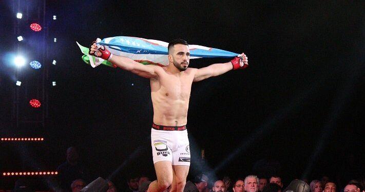 Заррух Адашев: гордость Узбекистана и первый таджик выступающий в UFC