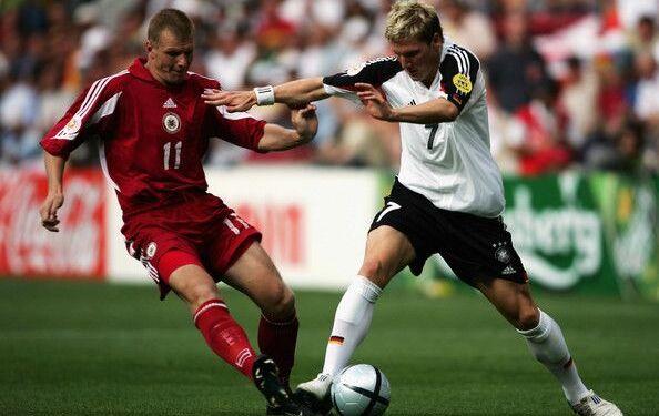 Сборная Латвии на Чемпионате Европы 2004: как это было?