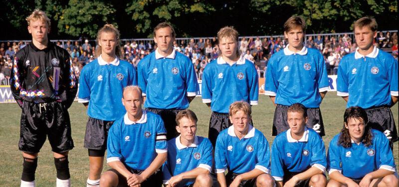 Участники первого матча сборной Эстонии по футболу. Где они сейчас?