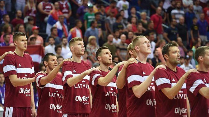 Сборная Латвии по баскетболу. Выстрелит ли золотое поколение?