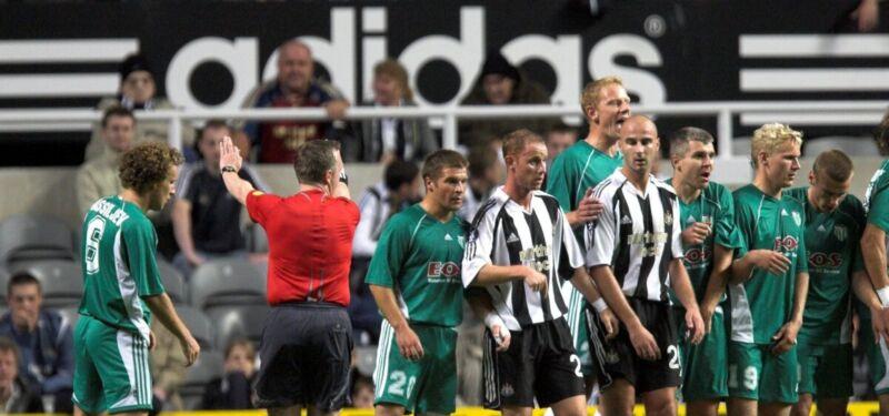 «Левадия» образца 2006 года, игравшая против «Ньюкасла». Где эти футболисты сейчас?