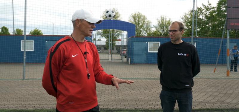 Рекордсмен по голам в чемпионате Эстонии | Балабол #35