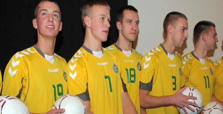 Футболисты сборной Литвы на юношеском ЧЕ-2013. Что с ними стало?