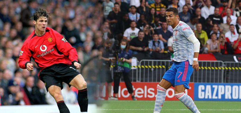 Каким был мир, когда Роналду впервые забил за «МЮ»?