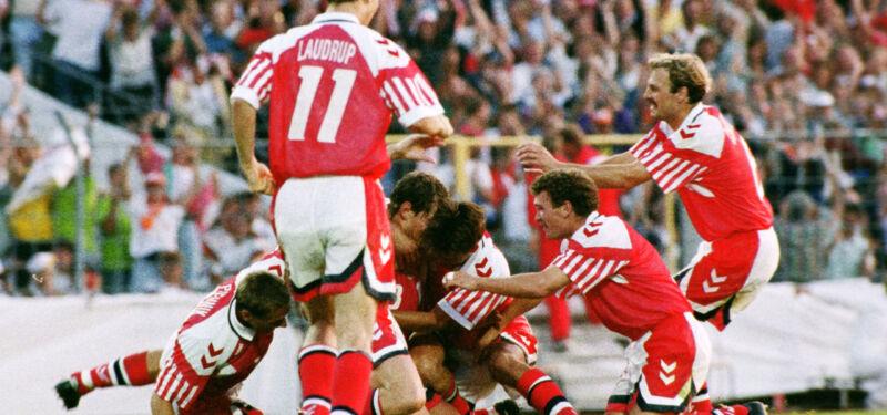 Чемпионат Европы-1992. Взрыв «датского динамита»