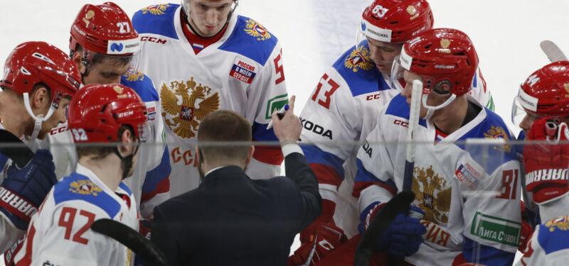 Сборная России. Какой ответ дадут Чешские игры?