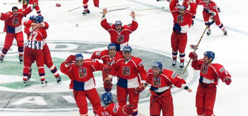 Золотая пора сборной Чехии. Как это было?