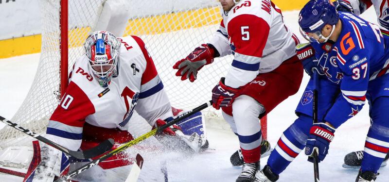 5 хоккеистов, за которыми стоит следить в розыгрыше Кубка Гагарина