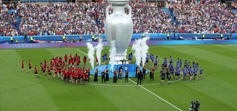 Лучшие финалы Чемпионатов Европы по футболу