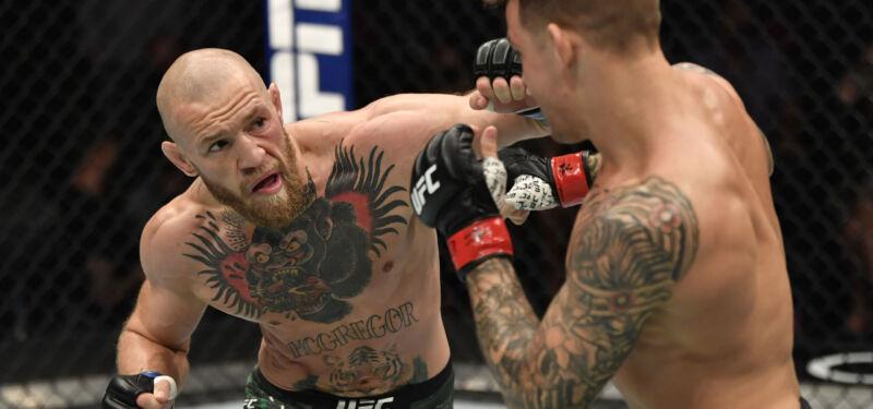 Топ боксеров и кикбоксеров в UFC прямо сейчас