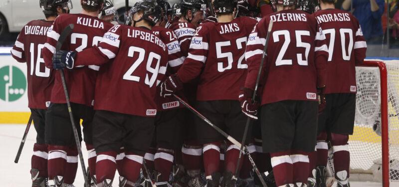 5 наиболее успешных тренеров хоккейной сборной Латвии