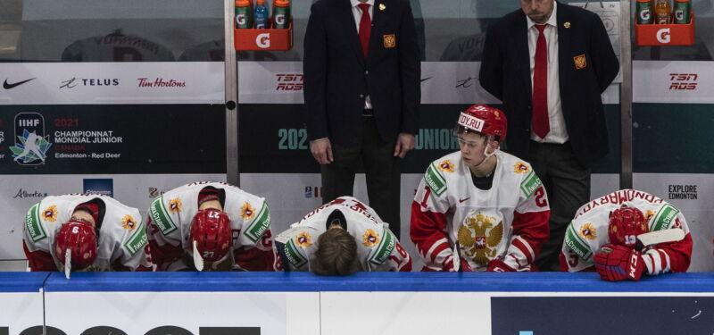 Из Эдмонтона без медалей. Почему проиграла сборная России?