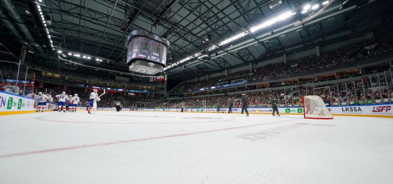 Лучшие хоккейные арены Прибалтики