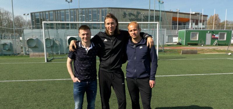 Футбольные конкурсы – Дмитрий Круглов, Никита Андреев | Воско-тайм #11