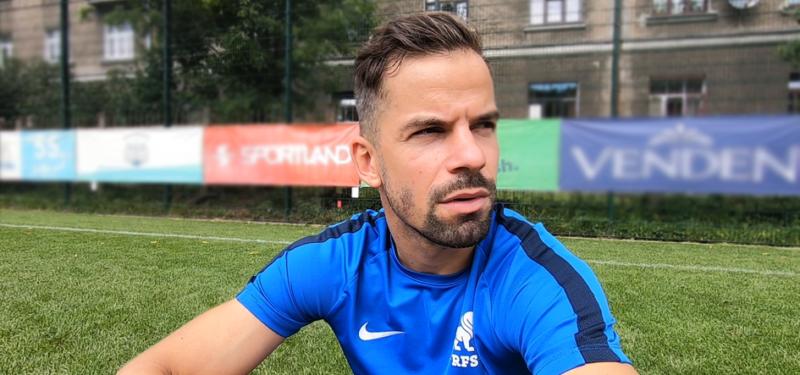 Томаш Шимкович — капитан «РФШ» | Зажигалка #3