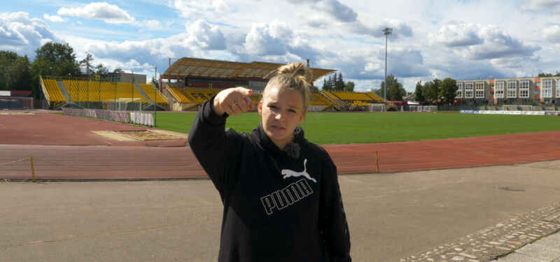 Под каблуком #1 | Как зарождался женский футбол в Прибалтике?